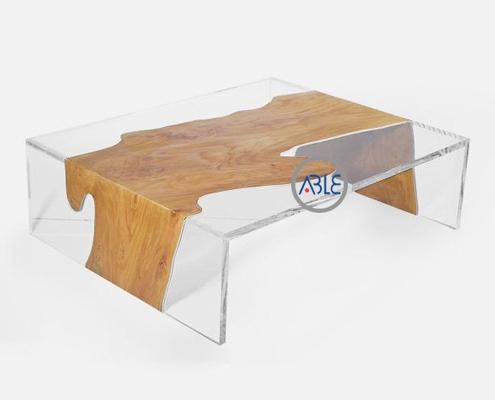 Bench Acrylic